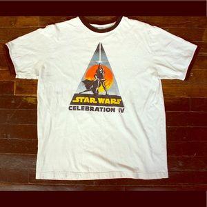 2007 Star Wars celebration tee